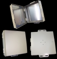 Laird Cushcraft DCE - Die Cast Enclosures with RFID antenna lid