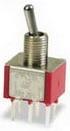 100DP1-T2B1M2REH - E-Switch