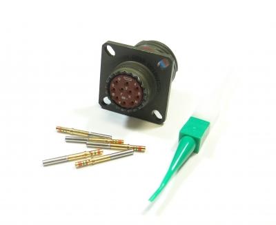 D38999/20WC35PC - Corsair Electrical Connectors