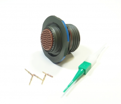 D38999/24WB35SN - Corsair Electrical Connectors