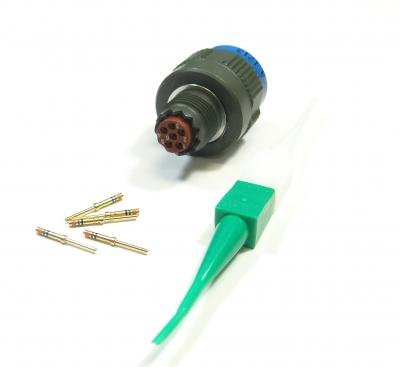 D38999/26WB35SN - Corsair Electrical Connectors
