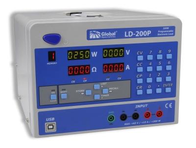 LD-200P - GLOBAL SPECIALTIES