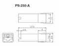 PS-250-A - JST