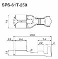 SPS-61T-250 - JST